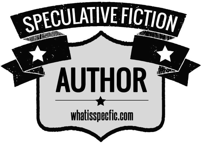 Speculative fiction author